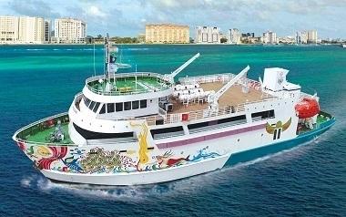 Sunset  Sea Journey  with Luxury cruise Nefertiti, Kochi