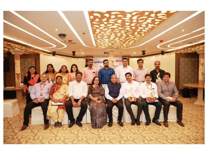 Skill Development Program by Esaf bank with Bajaj Alliance